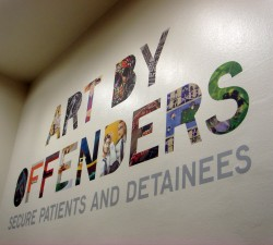 Art by Offenders 2011 exhibition