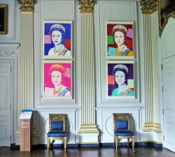 Royals: Then and Now exhibition