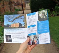 Royals: Then and Now – trail and leaflet