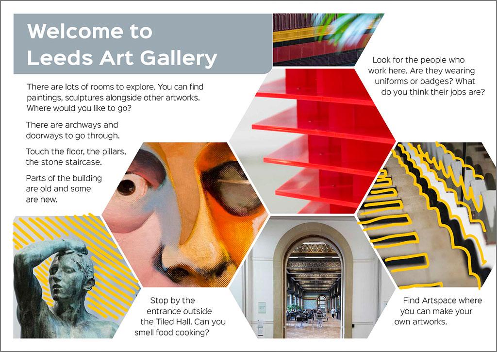 Leeds City Art Gallery booklet